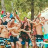 Ultra Europe Campsite Beachville